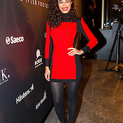 NLD/Amsterdam/20151110 - Life After Football Award 2015, Romy Monteiro