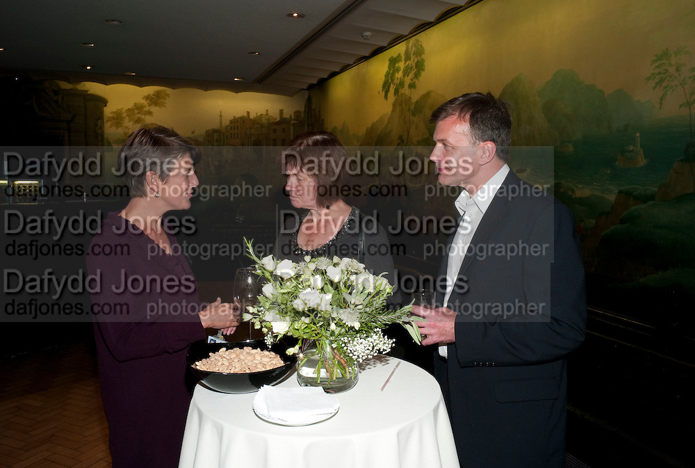PENELOPE CURTIS; FRANCES GOVE; IAN WARREN, , Opening of Eadweard Muybridge and Rachel Whiteread exhibitions. Tate Britain. Millbank. 6 September 2010. -DO NOT ARCHIVE-© Copyright Photograph by Dafydd Jones. 248 Clapham Rd. London SW9 0PZ. Tel 0207 820 0771. www.dafjones.com.