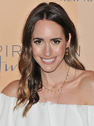 Louise Roe arrives at Step Up's 14th Annual Inspiration Awards held athe Beverly Hilton in Beverly Hills, CA on Friday, June 2, 2017. (Photo By Sthanlee B. Mirador) *** Please Use Credit from Credit Field ***