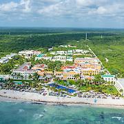 Dreams Tulum hotel. Quintana Roo, Mexico.