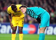 20110308 Szczesny: Barcelona v Arsenal