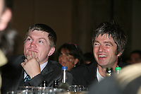 Ricky Hatton and Noel Gallagher