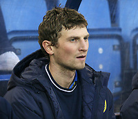 Photo: Mark Stephenson.<br />West Bromwich Albion v Leeds United. The FA Cup. 06/01/2007.<br />Leed's Tor Andre Flo