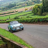 Car 25 Malcolm Sanders Gordon England Triumph TR4