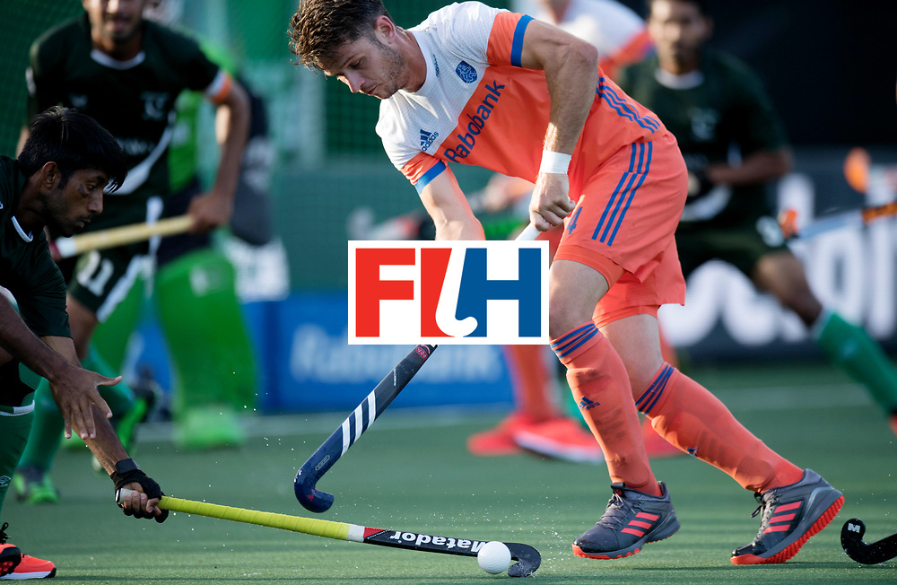 BREDA - Rabobank Hockey Champions Trophy<br /> The Netherlands - Pakistan<br /> Photo: Robbert Kemperman.<br /> COPYRIGHT WORLDSPORTPICS FRANK UIJLENBROEK