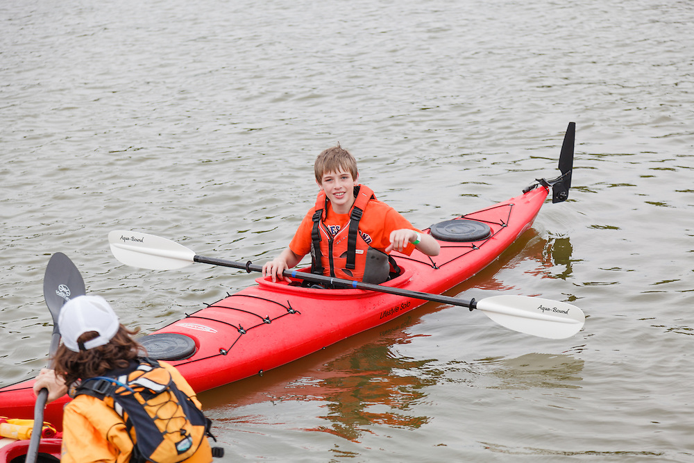 2013 East Coast Paddlesports and Outdoor Festival at James Island County Park in Charleston, South Carolina