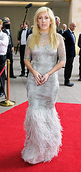 May 30, 2013 - London, UK, UK - Ellie Goulding, singer arrives at the Grosvenor House Hotel.Prince Harry, Patron of the Walking With The Wounded South Pole Allied Challenge, attends the charity's Crystal Ball at the Grosvenor House Hotel, central London..The event hosted by Ben Fogle, with music Ellie Goulding and The Stereophonics. Also present were Olympian Matthew Pinsent CBE and Team Glenfiddich. The team of wounded service personnel will accompany the Prince on an expedition to the South Pole later this year, London,.Thursday, 30th May 2013.Picture by Anthony Upton / i-Images (Credit Image: © Anthony Upton/i-Images/ZUMAPRESS.com)