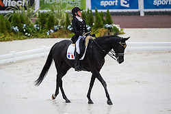 Anne Frederique Royon, (FRA), J Adore - Team Competition Grade Ib Para Dressage - Alltech FEI World Equestrian Games™ 2014 - Normandy, France.<br /> © Hippo Foto Team - Jon Stroud <br /> 25/06/14