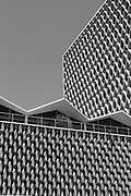 American Cement Building Close up #4