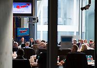 DEU, Deutschland, Germany, Berlin, 26.09.2017: Erste Fraktionssitzung der AfD-Bundestagsfraktion im Deutschen Bundestag.