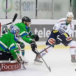 20150913: SLO, Ice Hockey - EBEL League 2015/16, HDD Telemach Olimpija vs EC VSV