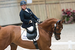 Trabert Angelika, (NED), First Lady Melody<br /> Grade II Team Test<br /> Para-Dressage FEI European Championships Deauville 2015<br /> © Hippo Foto - Jon Stroud<br /> 18/09/15