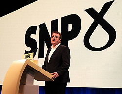 SNP Spring Conference, Saturday 27th April 2019<br /> <br /> Pictured: Tommy Sheppard MP<br /> <br /> Alex Todd | Edinburgh Elite media