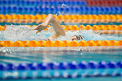 GER, SCHULTE Daniela (S11)  at 2015 IPC Swimming World Championships -  Women's 100m Freestyle S11