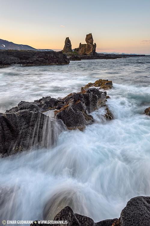 Malarrif in west-Iceland.