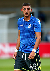 Kenan Dunwald of Bristol Rovers - Mandatory by-line: Robbie Stephenson/JMP - 29/08/2017 - FOOTBALL - Adam's Park - High Wycombe, England - Wycombe Wanderers v Bristol Rovers - Checkatrade Trophy