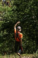 Gunstock's Hillclimb.  Karen Bobotas for the Laconia Daily Sun
