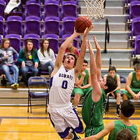 12-15-16 Berryville Jr. High Boys vs. Greenland