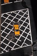 NY884A taxis jaunes