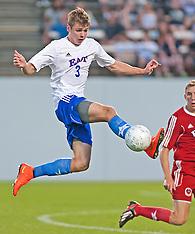 2014 NCCA East-West All-Star Men & Women's Soccer Game (Spartan Stadium UNCG)