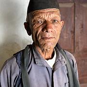 Health Post Volunteer Dal Bahadur Bhujel, Lakuri Danda, Dolakha, Nepal