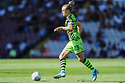 Forest Green Rovers Joseph Mills(23) on the ball during the EFL Sky Bet League 2 match between Bradford City and Forest Green Rovers at the Utilita Energy Stadium, Bradford, England on 24 August 2019.