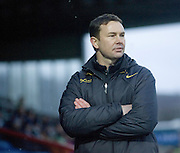 Ross County manager Derek Adams -Ross County v Dundee - Irn Bru Scottish Football League First Division at Victoria Park, Dingwall..- © David Young - .5 Foundry Place - .Monifieth - .DD5 4BB - .Telephone 07765 252616 - .email; davidyoungphoto@gmail.com - .web; www.davidyoungphoto.co.uk