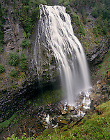 Narada Falls Mount Rainier National Park Washington USA