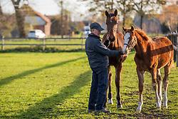 Geerts Jeroen, Van Hasselt Marc, BEL<br /> Stal Van Hasselt - Wuustwezel 2019<br /> © Hippo Foto - Dirk Caremans<br /> 22/11/2019