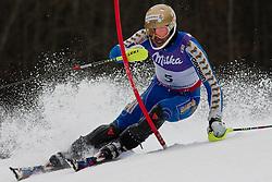 19.02.2011, Gudiberg, Garmisch Partenkirchen, GER, FIS Alpin Ski WM 2011, GAP, Herren, Slalom, im Bild Andre Myhrer (SWE) // Andre Myhrer (SWE)  during Men's Slalom Fis Alpine Ski World Championships in Garmisch Partenkirchen, Germany on 20/2/2011. EXPA Pictures © 2011, PhotoCredit: EXPA/ M. Gunn
