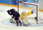 Hockey, Womens - USA vs Sweden (Semifinals)