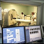 Sala TAC del Pronto Soccorso dell'Ospedale Santa Corona di Pietra Ligure (SV) .22 agosto 2011