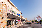 Exterior image of York Hill Shopping Center by Jeffrey Sauers of Commercial Photographics, Architectural Photo Artistry in Washington DC, Virginia to Florida and PA to New England