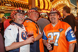 February 28, 2019 - U.S. - LAS VEGAS, NV - MARCH 01: USA fans at the all nations parade the evening before the USA Rugby Sevens held March 1-3, 2019 at Sam Boyd Stadium in Las Vegas, NV. (Photo by Allan Hamilton/Icon Sportswire) (Credit Image: © Allan Hamilton/Icon SMI via ZUMA Press)