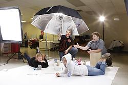 Rue La La crew group portrait, Wednesday, April 27, 2011 at Rue La La Photo Studio in Shepherdsville.