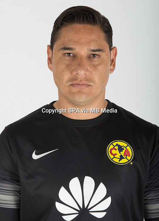 Mexico League - BBVA Bancomer MX 2015-2016 - <br /> Aguilas - Club de Futbol America - Mexico /  <br /> Moises Munoz