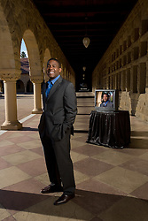 Stanford law school alumni, Carlos Watson, CNN commentator