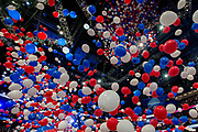 The final day of the Republican National Convention builds up to the acceptance speech by Presidential Hopeful Mitt Romney.