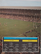 Interprovincial Railway Cup Football Cup Final,  17.03.1976, 03.17.1976, 17th March 1976, Munster 2-15, Leinster 2-08,.Interprovincial Railway Cup Hurling Cup Final,  17.03.1976, 03.17.1976, 17th March 1976, Munster 4-09, Leinster 4-08,