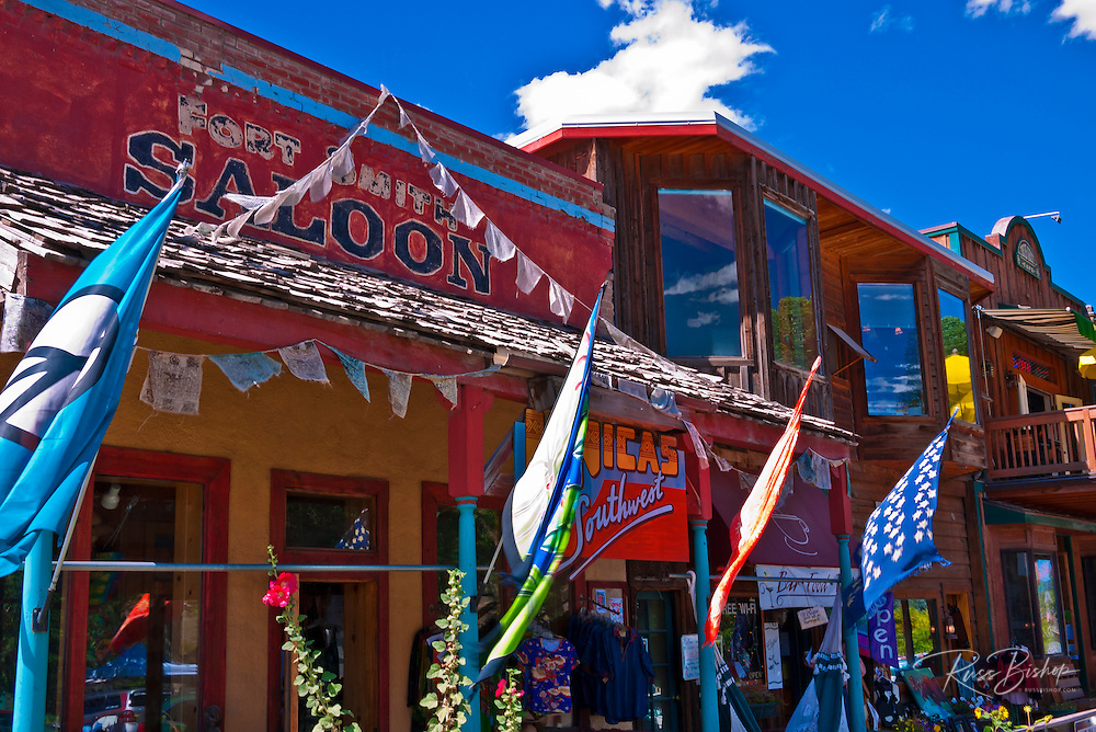 Shops in Ridgeway, Colorado