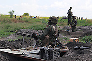 South Sudan: Clashes between government and opposition forces near the town of Malaka, 17 Oct. 2016