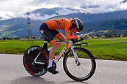 Rozemarijn Ammerlaan (Netherlands) during the 2018 UCI Road World Championships, Women Juniors Individual Time Trial 20 km on September 24, 2018 in Innsbruck, Austria - Photo Dario Belingheri / BettiniPhoto / ProSportsImages / DPPI