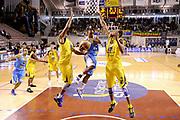 DESCRIZIONE : Ancona Lega A 2012-13 Sutor Montegranaro Vanoli Cremona<br /> GIOCATORE : Zachary Andrews<br /> CATEGORIA : passaggio penetrazione<br /> SQUADRA : Vanoli Cremona <br /> EVENTO : Campionato Lega A 2012-2013 <br /> GARA : Sutor Montegranaro Vanoli Cremona<br /> DATA : 28/10/2012<br /> SPORT : Pallacanestro <br /> AUTORE : Agenzia Ciamillo-Castoria/C.De Massis<br /> Galleria : Lega Basket A 2012-2013  <br /> Fotonotizia : Ancona Lega A 2012-13 Sutor Montegranaro Vanoli Cremona<br /> Predefinita :
