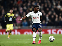 Football - 2019 / 2020 Emirates FA Cup - Fourth Round, Replay: Tottenham Hotspur vs. Southampton<br /> <br /> Tottenham Hotspur's Serge Aurier, at The Tottenham Hotspur Stadium.<br /> <br /> COLORSPORT/ASHLEY WESTERN