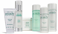 proactiv solution collection of products photographed on a white background.