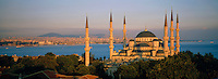 Turquie - Istanbul - Mosquée Sultan Ahmed - Mosquée bleue // Sultan Ahmed mosque - Blue mosque - Istanbul - Turkey