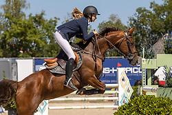 Jacobs Amber, BEL, Geena Lisa<br /> Belgisch Kampioenschap Jeugd Azelhof - Lier 2020<br /> <br /> © Hippo Foto - Dirk Caremans<br /> 30/07/2020
