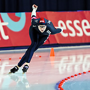 Heather Richardson - US Speed Skating Team - Long Track Speed Skating - Photo Archive