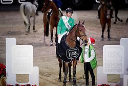 Govoni Gianni, ITA, Antonio<br /> MEVISTO Amadeus Horse Indoor Salzburg<br /> © Hippo Foto - Stefan Lafrentz<br /> 11-12-2016