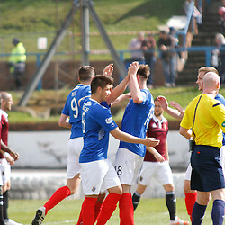 Cowdenbeath v Hearts | Scottish Championship | 25 April 2015